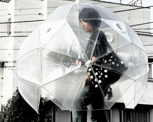 hugeumbrella 18 Insanely Unique Umbrellas
