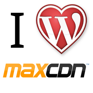 i-heart-maxcdn My Experience With MaxCDN As A CDN Provider