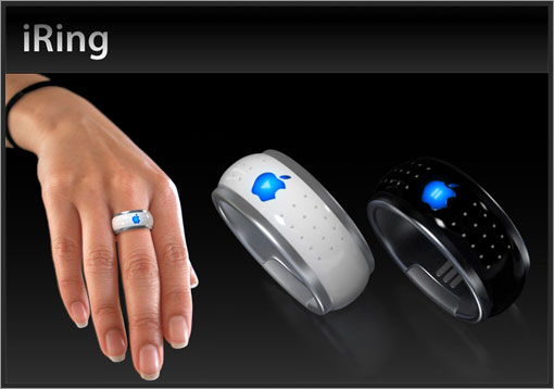 """iRing Control Your iPhone, iPod And Any Apple Device Remotely Through Using """"i Ring"""""""
