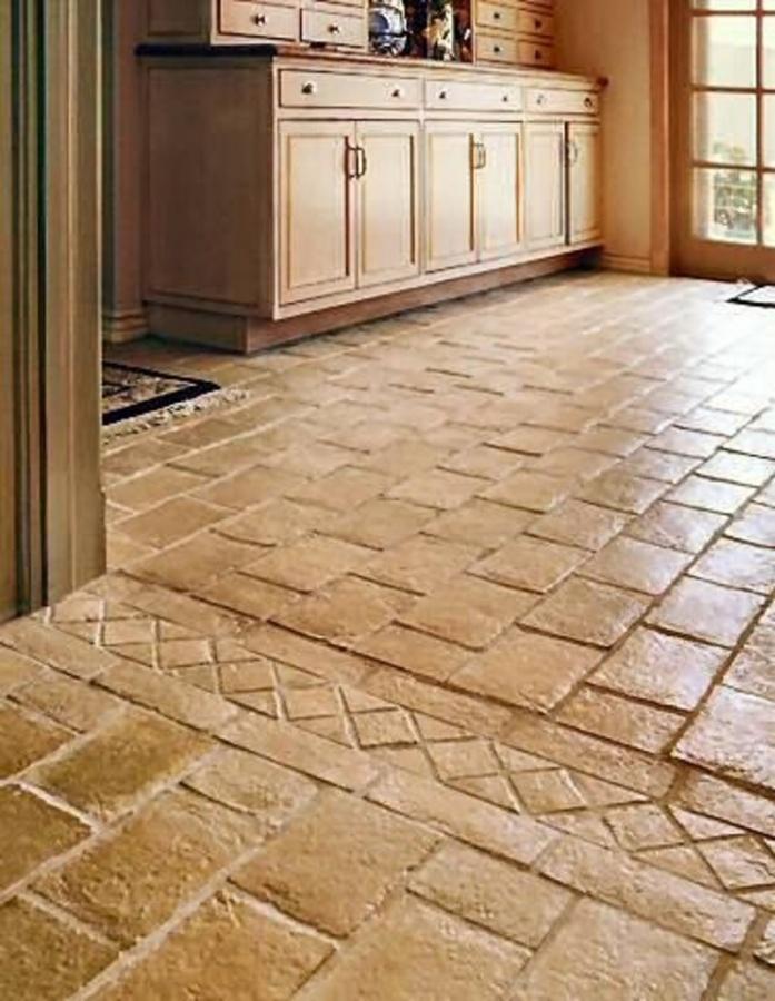 impressive-kitchen-tiles-for-floor 43 Modern And Creative Ideas Of Flooring Designs