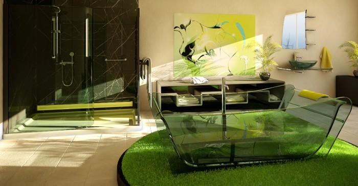 inspirational-interior-design9 25 Creative and Unique Bathtubs for an Elegant Bathroom