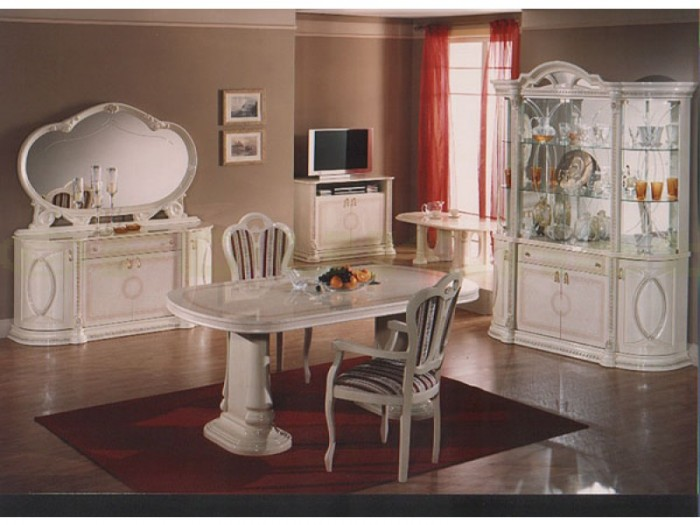 irene_beige 45 Most Stylish and Contemporary Dining rooms