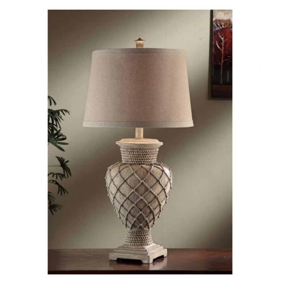 lamp-shade 25 Creative Rope Decor Design Ideas