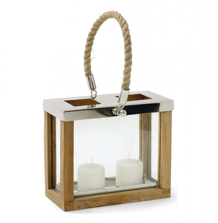 lantern. 25 Creative Rope Decor Design Ideas