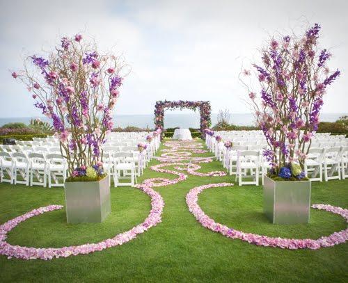 lavender-petals-WeddingsByGeorgia Best +20 Ideas For Outdoor wedding
