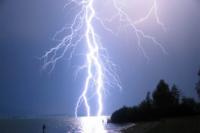 lightning-weather-disasters-nature-desktop-free-wallpaper Emergency Message: The 4 BIG Issues You'll Need to Handle During the Coming Crisis - Family Survival Course