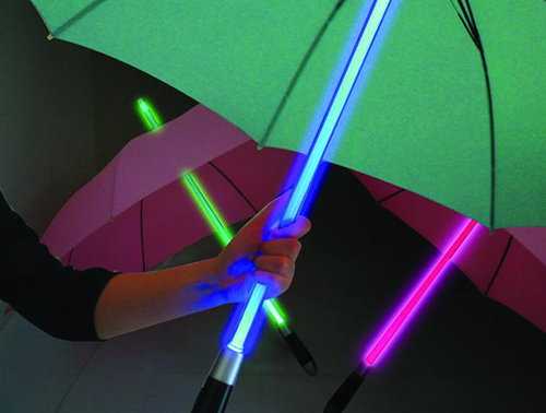 lightsaber 18 Insanely Unique Umbrellas