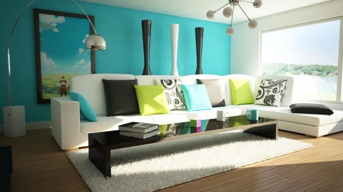 living-room-design-inspiring-top-awesome-blue-interior-design-bright-and-blue 19 Creative Interior Designs For Your Home
