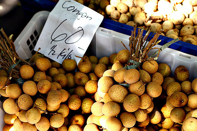 longan 19 Weird Fruits From Asia, Maybe You Have Never Heard Of