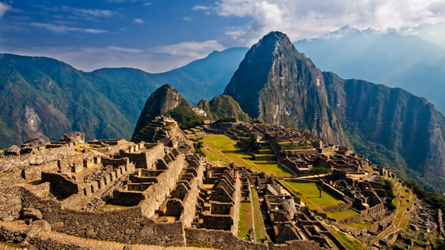 machupichu Top 25 Places You Have To See Before You Die...