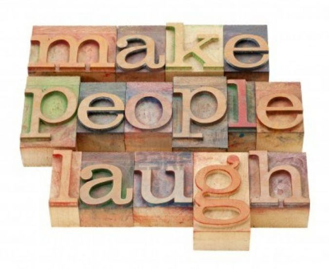 make-people-laugh-isolated-phrase-in-vintage-letterpress-wood-type Most 15 Creative Website Ideas to Start Building Yours