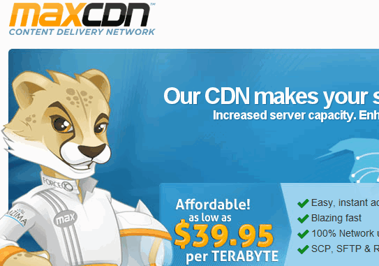 maxcdn My Experience With MaxCDN As A CDN Provider
