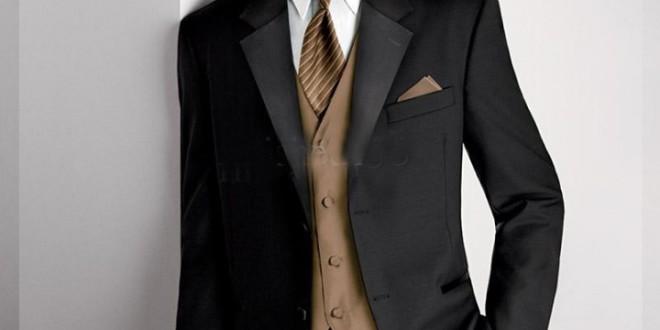 Men s suits fashion black business suits wedding 7202574 1 bak