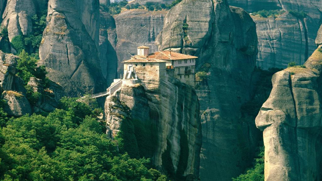 meteora Top 25 Places You Have To See Before You Die...