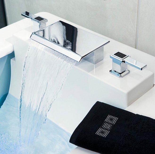 modern-bathroom-faucet-design 40 Breathtaking and Unique Bathroom Faucets