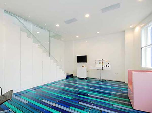 modern-blue-floor-design 43 Modern And Creative Ideas Of Flooring Designs