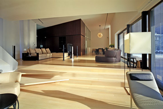 modern-home-decorating-wooden-floor-design 43 Modern And Creative Ideas Of Flooring Designs