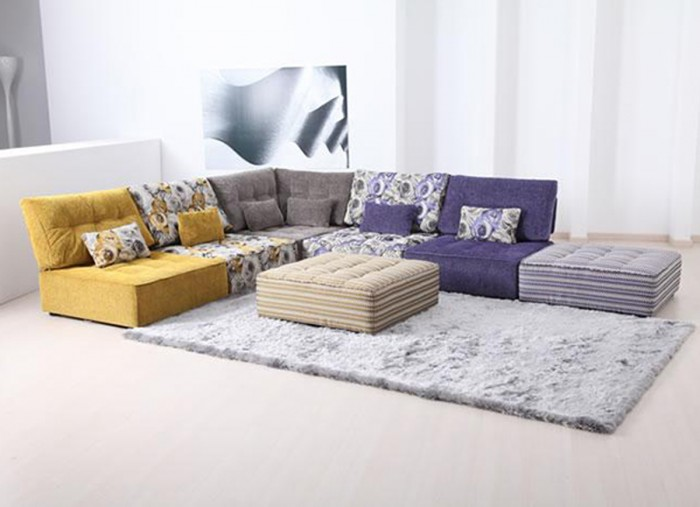 modern-living-room-furniture-sofa-Fama +20 Modern Ideas For Living Rooms Designs