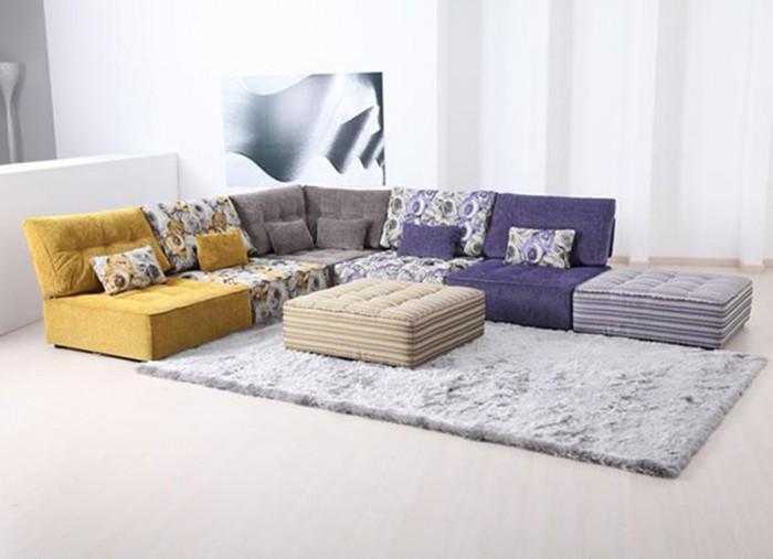 modern-living-room-furniture-sofa-Fama +20 Modern Ideas For LivingRooms Designs