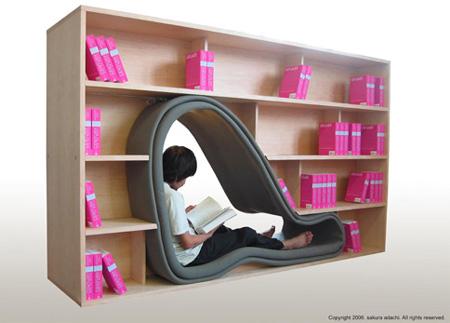 modernshelves29 26 Of The Most Creative Bookshelves Designs