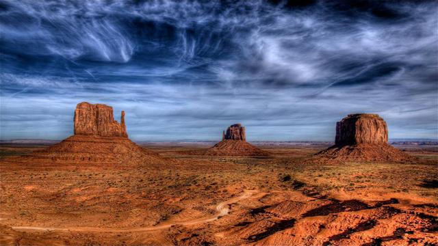 monumentvalley Top 25 Places You Have To See Before You Die...
