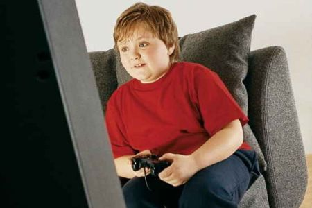 Do You Have An Obese Kid Lose Weight By Playing Video