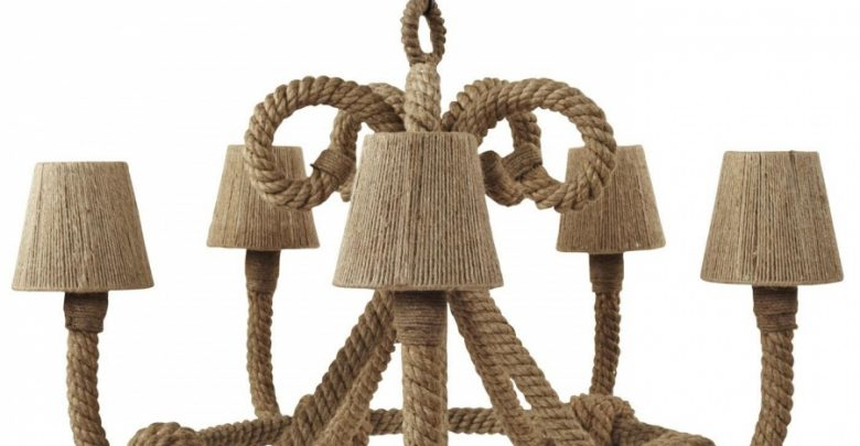 Photo of 25 Creative Rope Decor Design Ideas