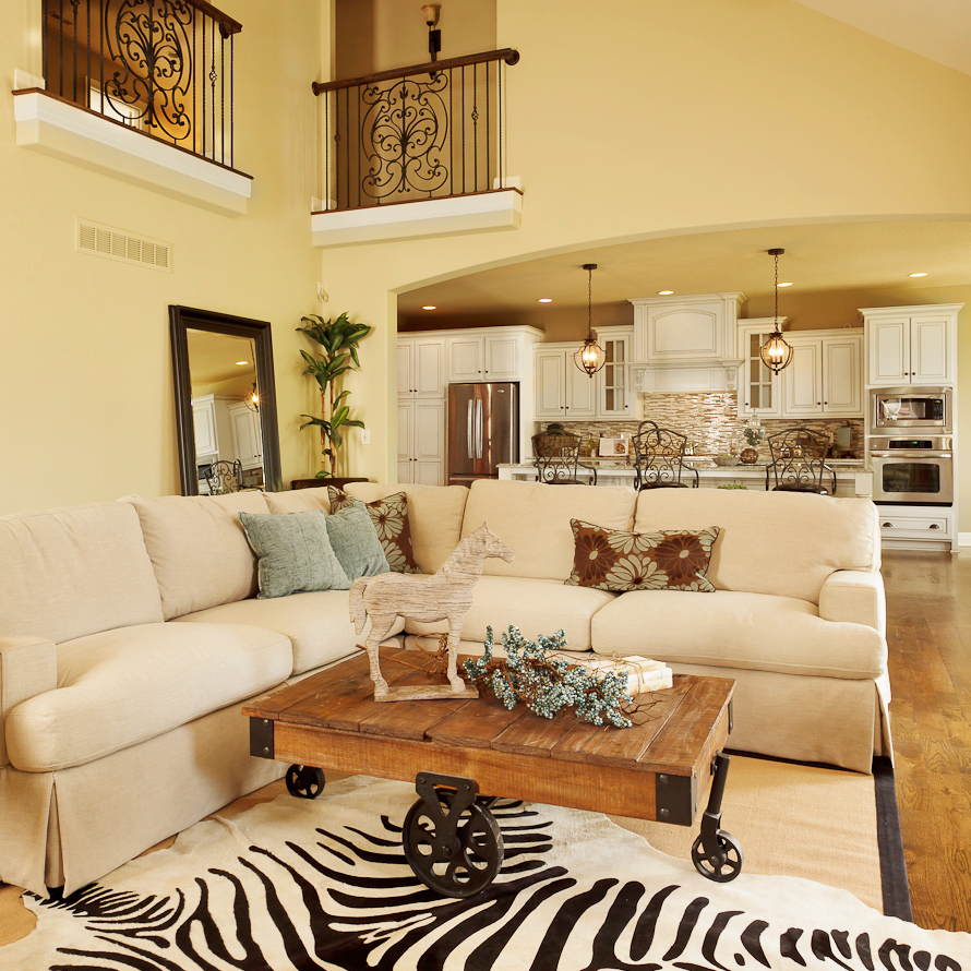 neutral_living_room_design2 +20 Modern Ideas For Living Rooms Designs