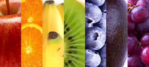nutrition-food-and-colors-604x272 Eat More Colorful Foods For Optimal Health
