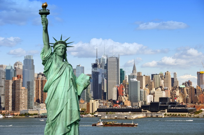 """nyc-blank1 """"New York City"""" Is The Most Populous City In The United States"""