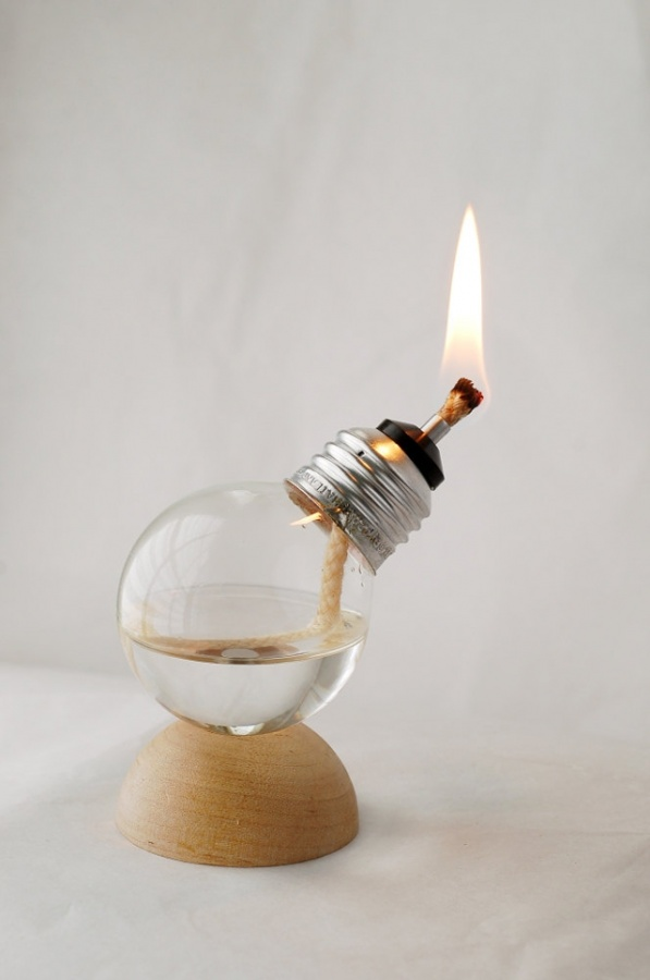 oil-lamp 30 Most Creative and Unusual lamp Designs