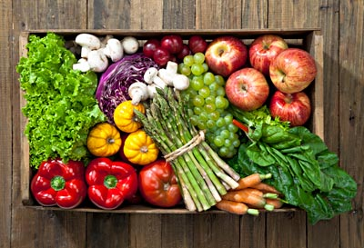 opening-variety-colorful-fruits-vegetables-ss Eat More Colorful Foods For Optimal Health
