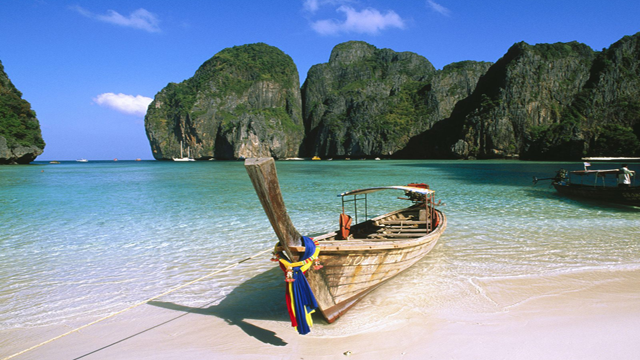 phiphi Top 25 Places You Have To See Before You Die...