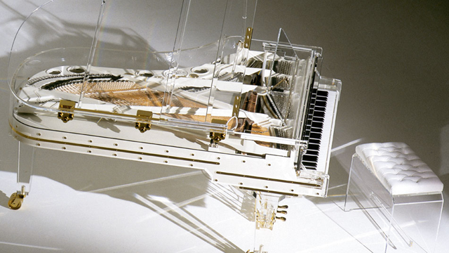 piano 17 Most Expensive Things From Around The World