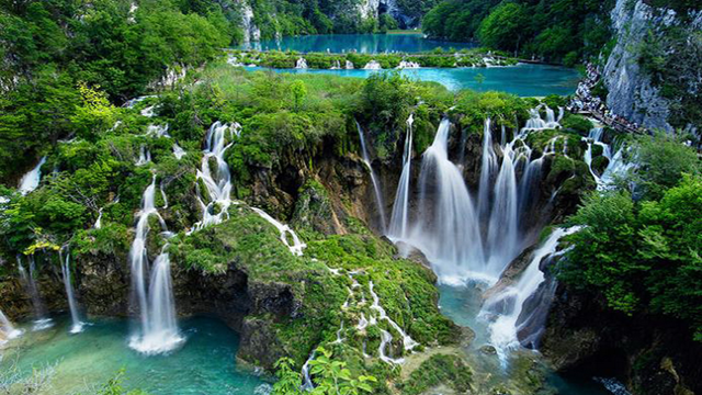 plitvice Top 25 Places You Have To See Before You Die...