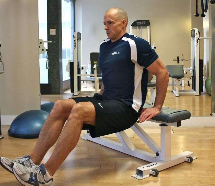 province-bench-dip 10 MMA Workouts to Achieve Fitness
