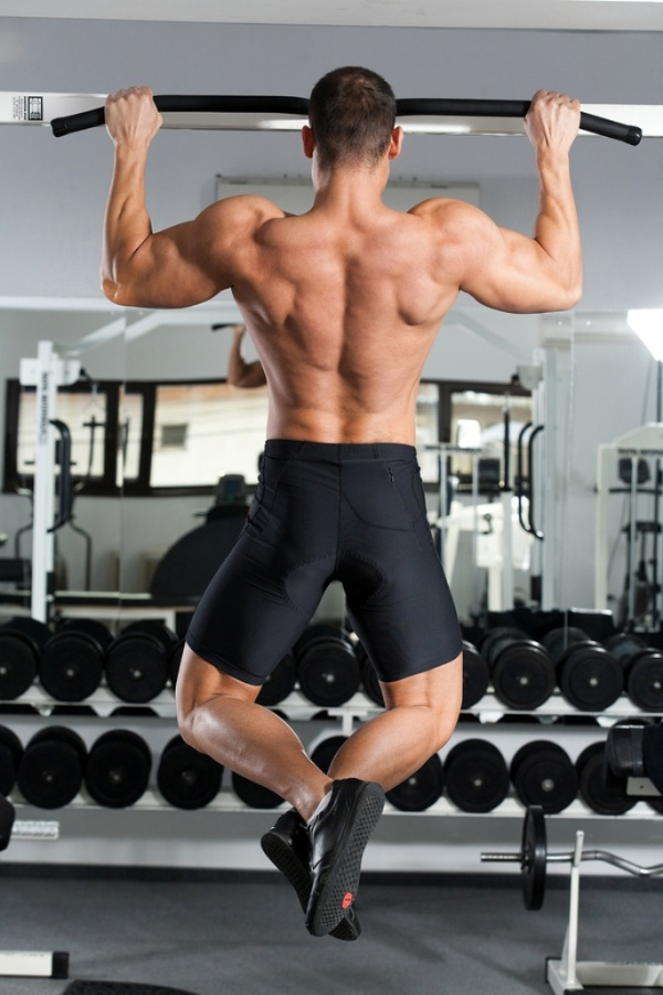 pull-ups What Are the Military Workouts?