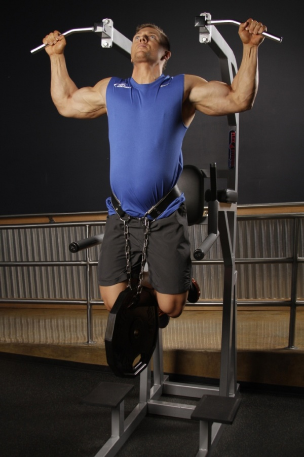 pull-ups1 10 MMA Workouts to Achieve Fitness