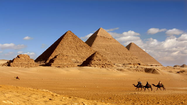 pyramids Top 25 Places You Have To See Before You Die...