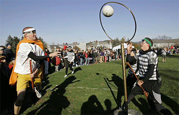 quidditch-1 Top 20 Most Mysterious Sports From Around The World