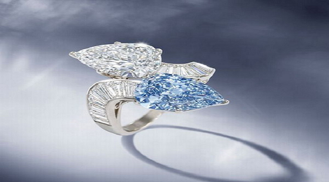 rare-blue-diamond-ring Top 25 Pieces Of Most Expensive Jewelry In The World