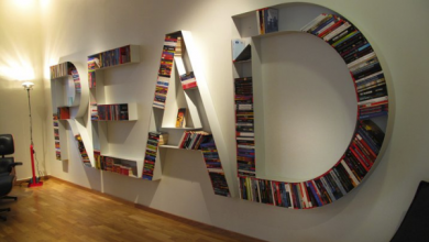 Photo of 40 Unusual and Creative Bookcases