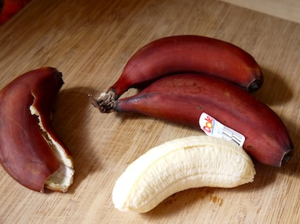 red-banana Have You Ever Tried Eating Red Bananas?