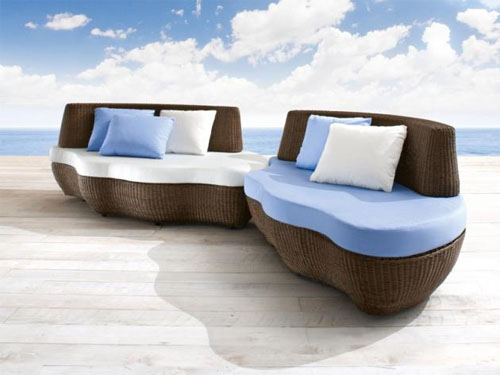 roberti-rattan-with-outdoor-furniture-6 32 Most Interesting Outdoor Furniture Designs