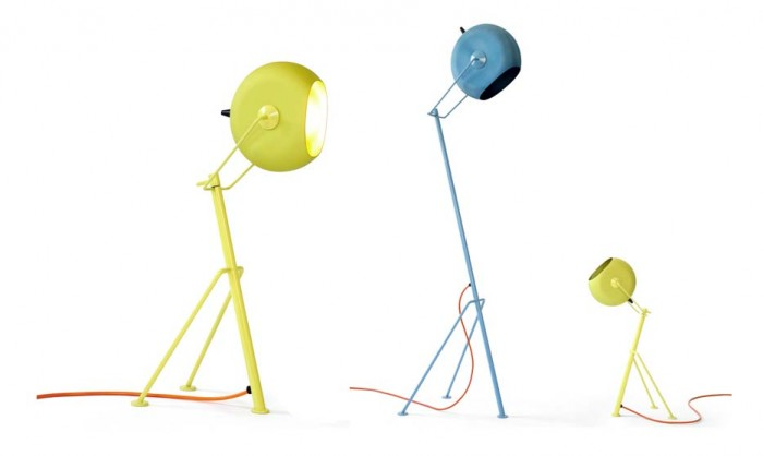 robotic 30 Most Creative and Unusual lamp Designs