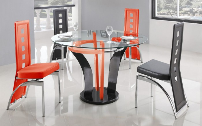 round-dining-set_01 45 Most Stylish and Contemporary Dining rooms