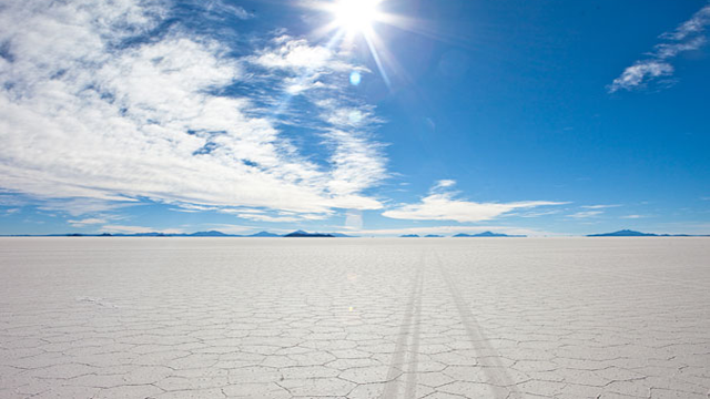 salar Top 25 Places You Have To See Before You Die...