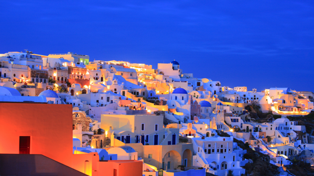 santorini Top 25 Places You Have To See Before You Die...