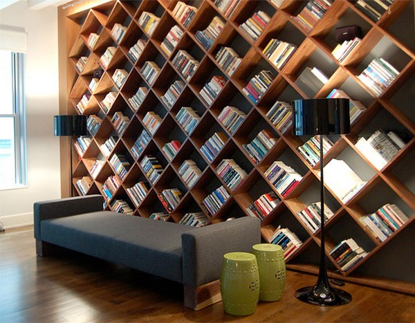 shelves-big21 26 Of The Most Creative Bookshelves Designs