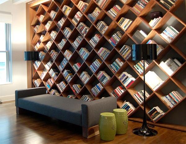 shelves-big21 26 Of The Most Creative Bookshelves Designs